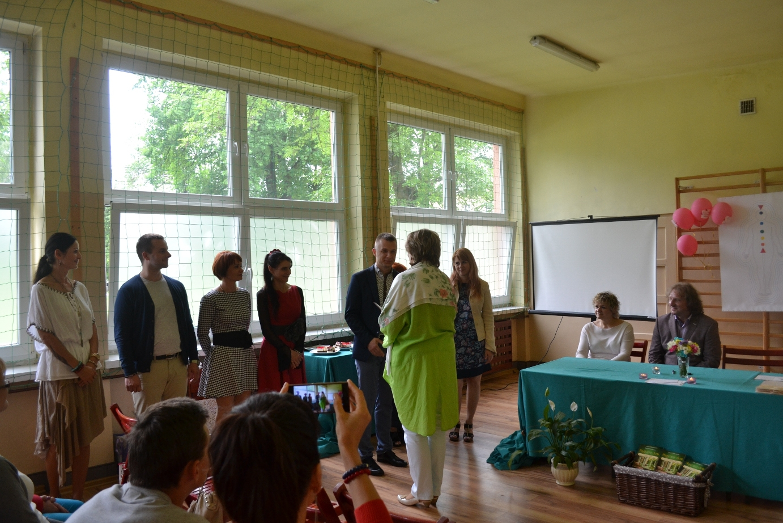 Wręczenie dyplomów Częstochowa