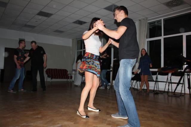 Wieczorne Tańce terapeutyczne