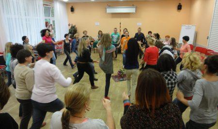 Taniec jako jedna z dróg samorealizacji kobiety